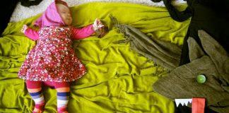 Kreatívne fotografie ríše snov bábätiek | Adele Enersen