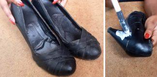 Staronové topánky alebo návod ako dať ošúchaným topánkam nový šat!