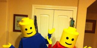 Halloweenske kostýmy