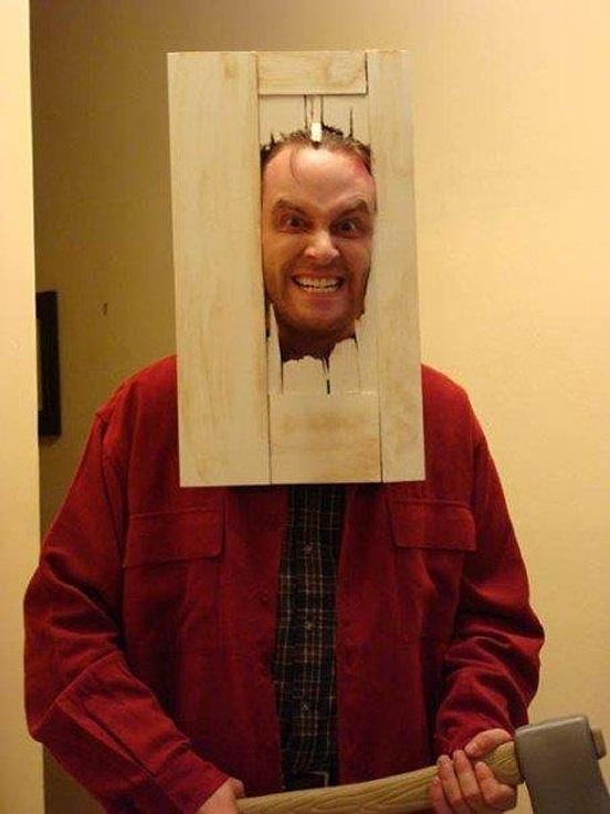 halloweensky kostym costume-the-shining
