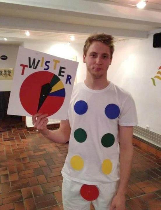 halloweensky kostym twister-game