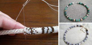 Originálny náhrdelník z korálok ako dôkaz vašej kreativity | DIY návod