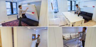 Byt šetriaci miesto má až 8 izieb na ploche 40 m2 | Nápady na bývanie