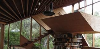 Asymetrický dom podľa Johna Lautnera | Architektúra