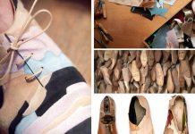 Barbora Veselá a jej topánky inšpirované geológiou