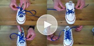 Ako šnurovať obuv
