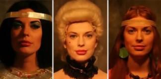 Ženská krása od praveku až po súčasnosť | Video