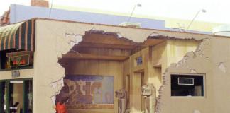 3D maľby na stenách budov alebo optické klamy od John Pugh