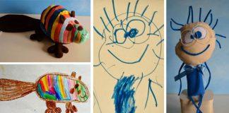 Plyšové hračky podľa kresieb | Wendy Tsao mení detské kresby na hračky