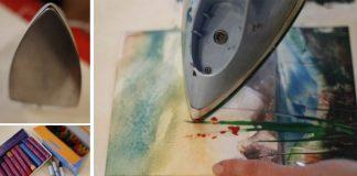 Enkaustika | Technika maľovania horúcim voskom a žehličkou