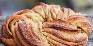 Upleťte si estónsky kringel | Recept