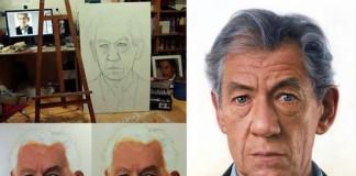 Realistické portréty, ktoré ťažko rozpoznáte od fotografie