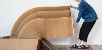 Flexibilný nábytok FlexibleLove: Kreslo a pohovka v jednom