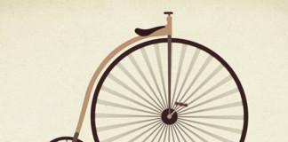Historický vývoj bicykla