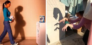 20 fotografií tieňov, ktoré rozprávajú iný príbeh