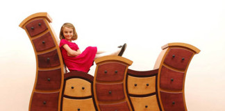 Judson Beaumont mení fantáziu na hravý nábytok