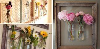 Kvety v ráme | Tieto voňavé, čerstvé obrazy rozžiaria vašu domácnosť