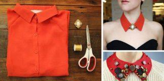 Náhrdelník golier | DIY nápad a návod na elegantný handmade náhrdelník