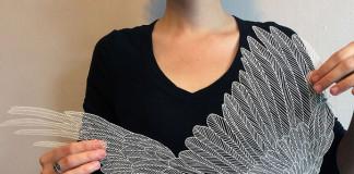 Vyrezávanie do papiera s dávkou trpezlivosti | Maude White