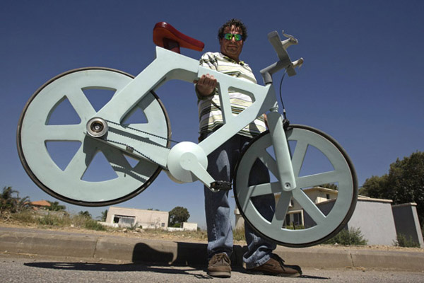 kartonovy bicykel 2