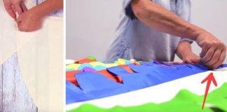 Krídla na karneval | Návod, ako vytvoriť deťom pestrofarebné vtáčie krídla