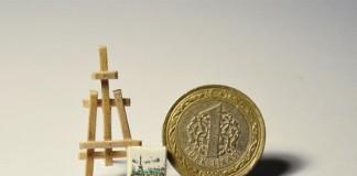 mesut kul miniatúrne maľby