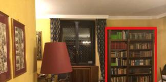 Tajná kúpelňa za knižnicou | kreativita.info