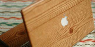 Notebook v drevenom prevedení | Nápad s návodom ako postupovať