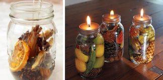 Olejová sviečka | Kreatívne nápady a návod, ako vyrobiť olejové sviečky