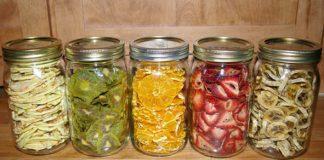 Zdravé domáce sušené ovocie | Rady a návody ako postupovať