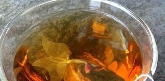 Čajové vrecká zlatá rybka