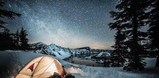 Fotografie nočnej oblohy plnej hviezd | Ben Coffman