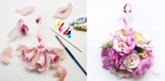 Hravé kvetinové umenie od Limzy