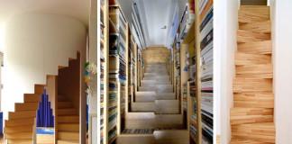 Interiérové schodiská | 26 kreatívnych dizajnových riešení