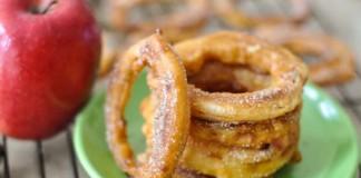 Jablkovo-škoricové krúžky