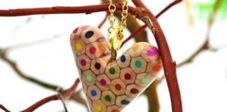 Šperky z farbičiek od Čarbičková DESIGN | Handmade