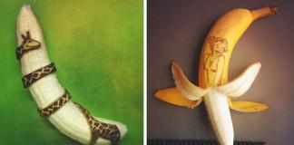20 dôkazov, že banán nie je len k jedlu   Stephan Brusche