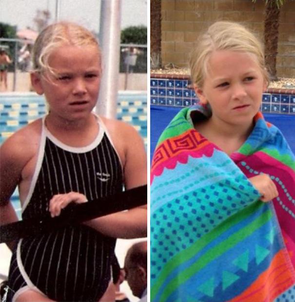 fotografie podobnosti deti a ich rodicov 21