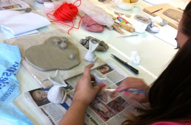 originalna handmade keramika Barruntando 9