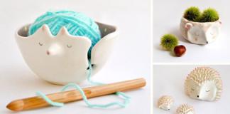 Keramické výrobky z dielne Barruntando | Handmade tvorba