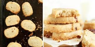 Vegánske banánovo-pekanové sušienky