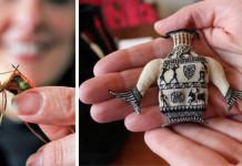 Miniatúrne pletenie v podaní Althea Crome | Umenie