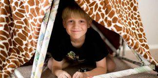 Bunker pre deti jednoducho a lacno zo starých novín | Návod ako na to