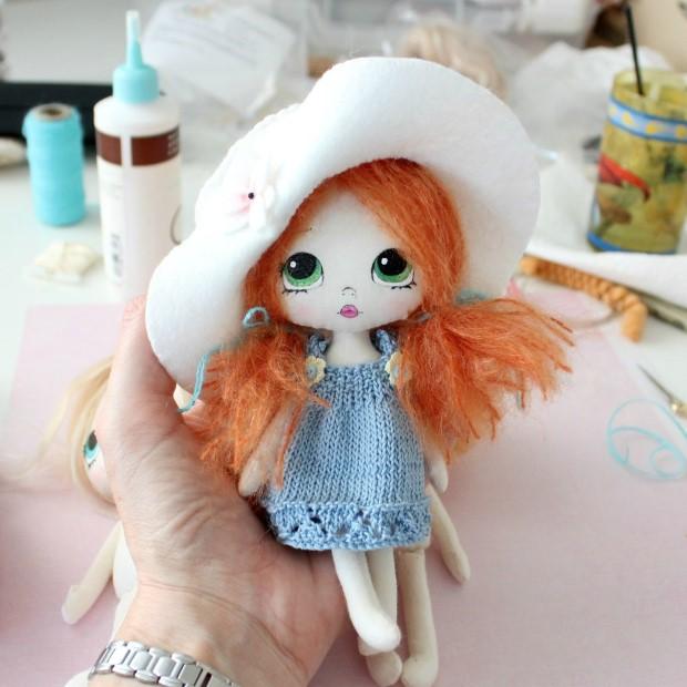 Handmade hračky z plsti od Gingermelon 21