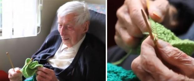najstarsi muz australie pletie svetriky pre tucniaky 3