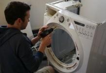 Stará nefunkčná práčka premenená na akvárium   DIY nápad
