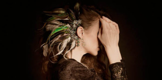 Záušnice | Originálne šperky Vivien Handmade
