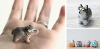 Roztomilé handmade talizmany zvieratiek | Danielle Pedersen