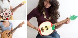 Ručne vyrábané hudobné nástroje podľa vlastných predstáv