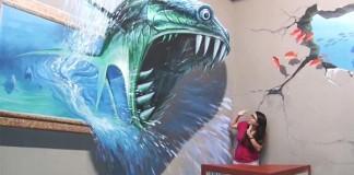 Múzeum 3D umenia na Filipínach   Art In Island